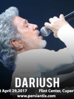 Dariush Live in Concert – SAN JOSE