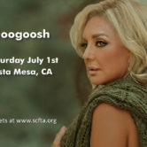 Googoosh – Live in Concert – COSTA MESA, CA